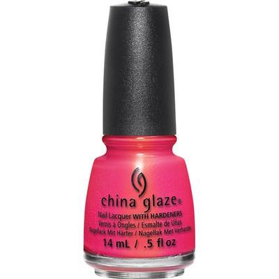 China Glaze Nail Lacquer Bite Me 14ml
