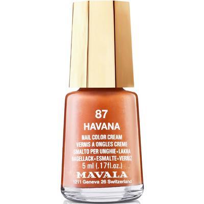 Mavala Minilack #87 Sundream Havana