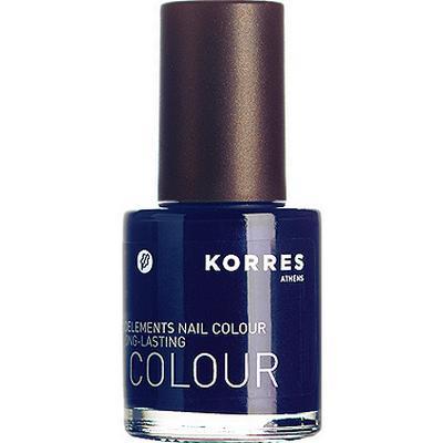 Korres Nail Colour #88 Midnight Blue
