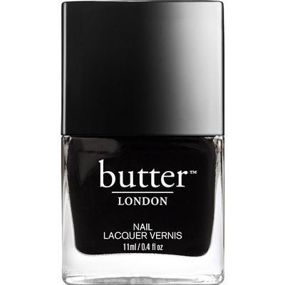 Butter London Nail Lacquer Union Jack Black 11ml