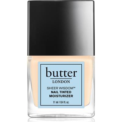 Butter London Sheer Wisdom Nail Tinted Moisturiser Fair 11ml