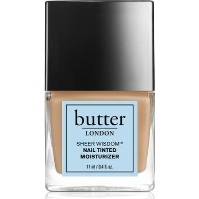 Butter London Sheer Wisdom Nail Tinted Moisturiser Neutral 11ml