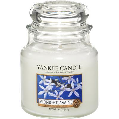 Yankee Candle Midnight Jasmine 411g Doftljus