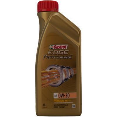 Castrol Edge Professional Titanium FST A3 0W-30 Motorolie