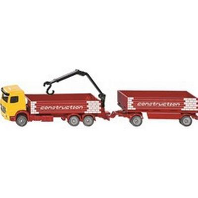 Siku Truck for Construction Material with Trailer 1797