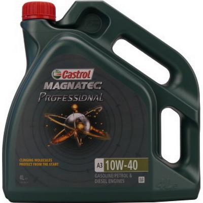 Castrol Magnatec Professional A3/B4 10W-40 Motorolie