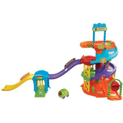 Vtech Toot Toot Drivers Parking Tower