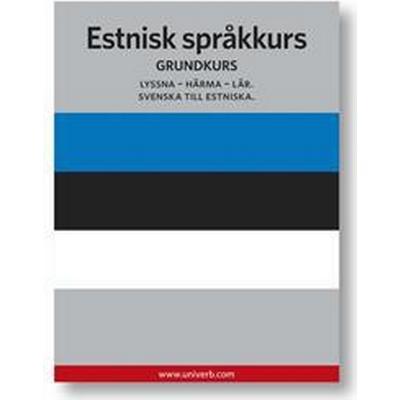 Estnisk språkkurs (Ljudbok nedladdning, 2013)