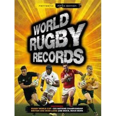 World Rugby Records (Inbunden, 2016)