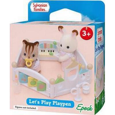 Sylvanian Families Let's Play Playpen