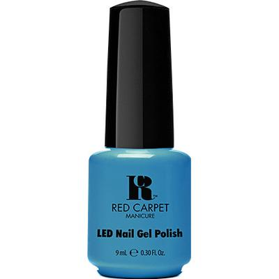 Red Carpet Manicure LED Gel Polish Sandal Scandal 9ml