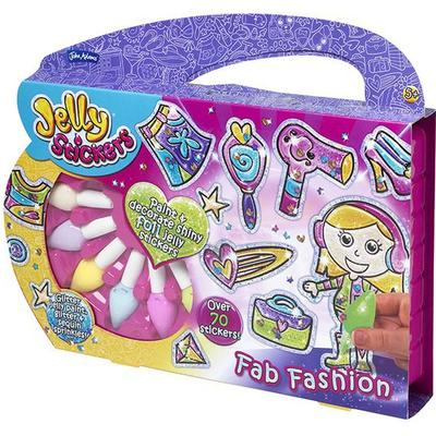 John Adams Jelly Stickers Fab Fashion