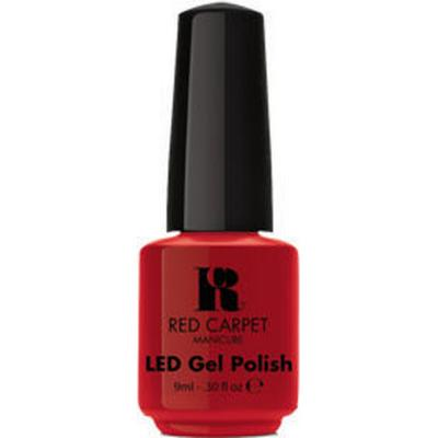 Red Carpet Manicure LED Gel Polish Red Carpet Reddy 9ml