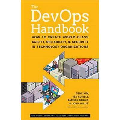 DevOPS Handbook (Häftad, 2016)