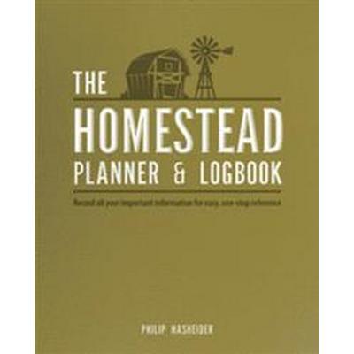 the homestead planner logbook pocket 2016 pocket sammenlign