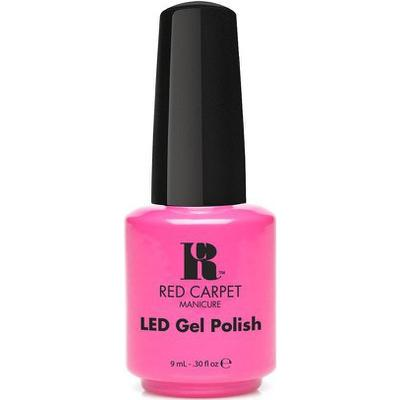 Red Carpet Manicure LED Gel Polish Socialite Status 9ml