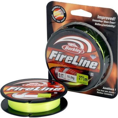 Berkley FireLine Flame Green 0.10mm 110m