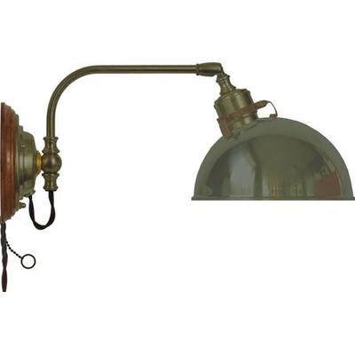 Karlskrona Lampfabrik Gripenberg Vägglampa