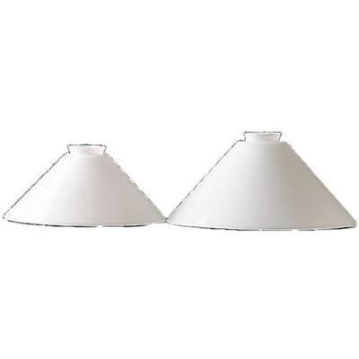 Texa Design Skomakarglas 200mm Opal Lampdel