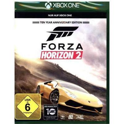 Forza Horizon 2: Anniversary Edition