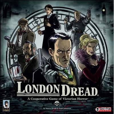 Grey Fox Games London Dread (Engelska)