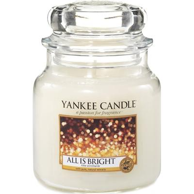 Yankee Candle All Is Bright 411g Doftljus