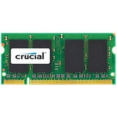 Crucial DDR3L 1333MHz 8GB for Apple Mac (CT8G3S1339MCEU)
