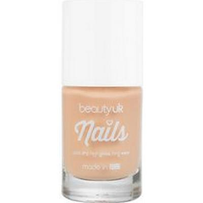 BeautyUK New Nail Polish Collection #28 Barely There 9ml