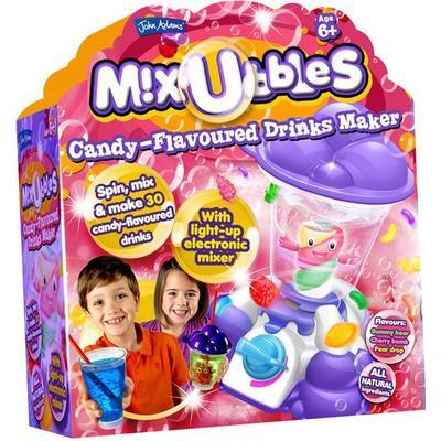 John Adams Mixubbles Candy Flavour Drinks Maker