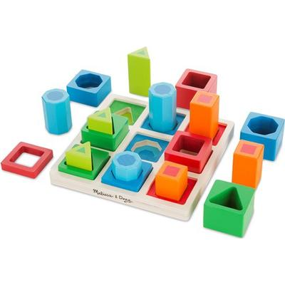 Melissa & Doug Shape Sequence Sortings Set