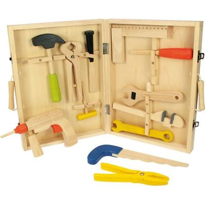 Bigjigs Carpenter's Tool Box