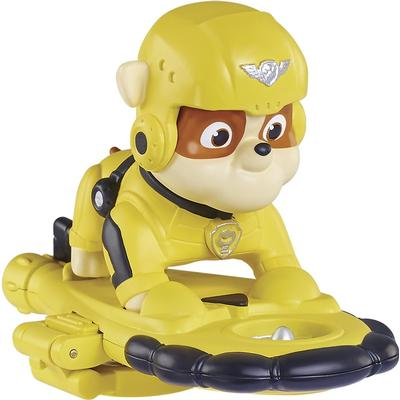 Spin Master Paw Patrol Air Rescue Rubble Pup Pack & Badge