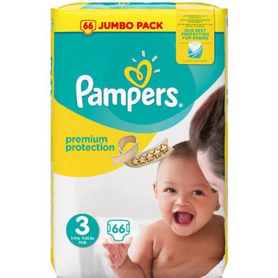 Pampers New Baby Size 3 Midi