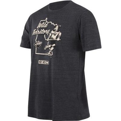 CCM Minnesota Wild Territorial T-shirt