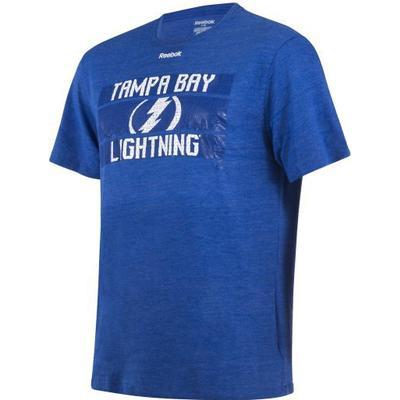 Reebok Tampa Bay Lightning Lights T-Shirt