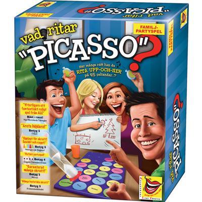 ALF Vad Ritar Picasso?