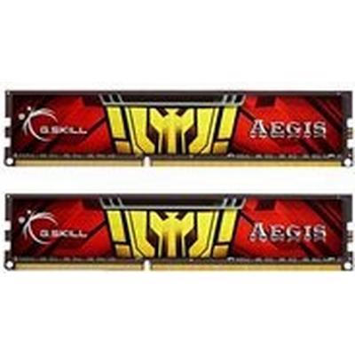 G.Skill Aegis DDR3 1333MHz 2x4GB (F3-1333C9D-8GIS)