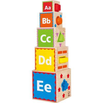 HapeToys Pyramid of Play