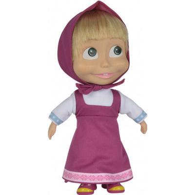 Simba Masha Soft Bodied Doll 23cm