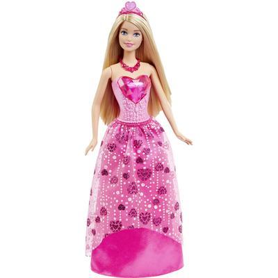 Mattel Barbie Princess Gem Doll