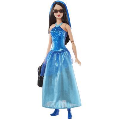 Mattel Barbie Spy Squad Renee Secret Agent Doll