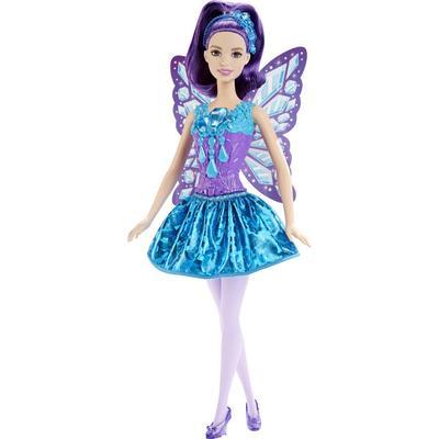 Mattel Barbie Gem Kingdom Fairy Doll