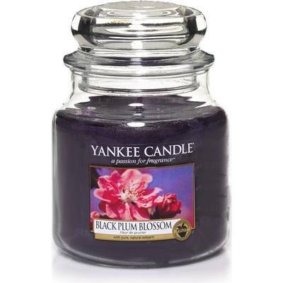 Yankee Candle Black Plum Blossom 411 Doftljus