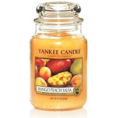Yankee Candle Mango Peach Salsa 623g Doftljus