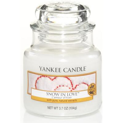 Yankee Candle Snow In Love 104g Doftljus