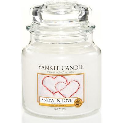 Yankee Candle Snow In Love 411g Doftljus