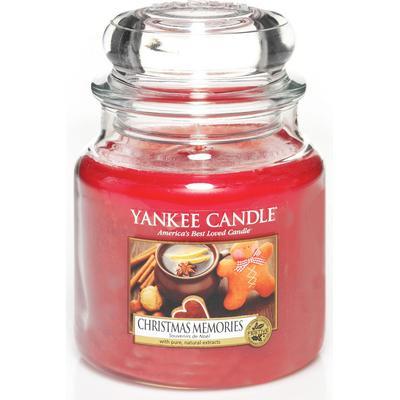 Yankee Candle Christmas Memories 411g Doftljus