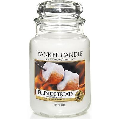 Yankee Candle Fireside Treats 623g Doftljus