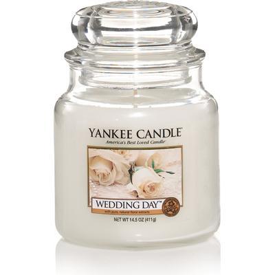 Yankee Candle Wedding Day 411g Doftljus