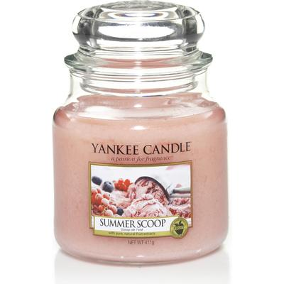 Yankee Candle Summer Scoop 411g Doftljus